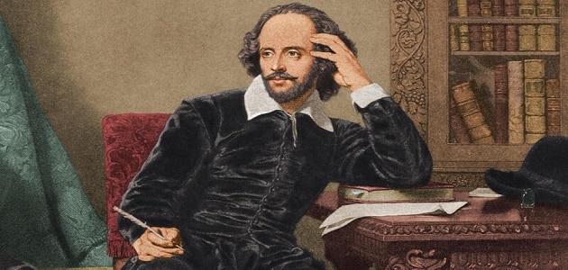 وليم شكسبير واهم اعماله