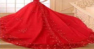 تفسير حلم الفستان الأحمر الطويل