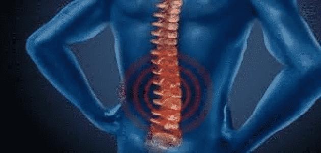 اعراض سرطان العمود الفقري والحوض