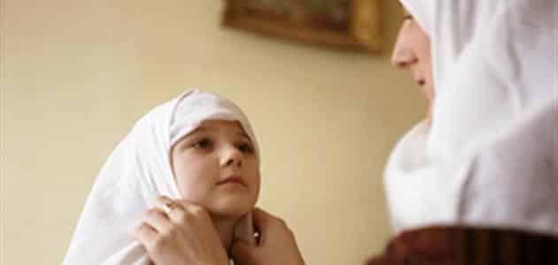 إعطاء الحجاب في المنام