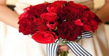 إهداء الورد الأحمر في المنام