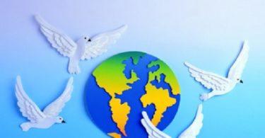 اذاعة مدرسية عن يوم السلام العالمي