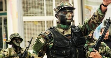 الجنود والعساكر في المنام