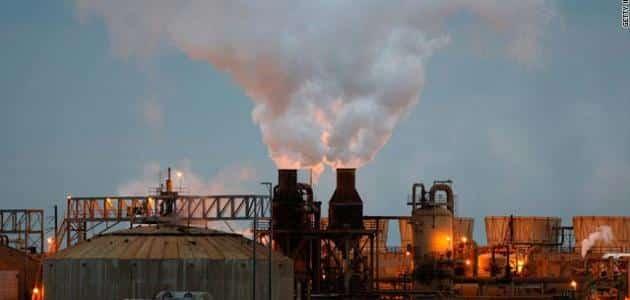 تعريف الغاز الطبيعي ومشتقاته