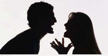 تفسير حلم غضب الزوج من زوجته