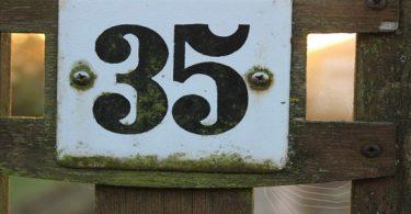 تفسير رقم 35 في المنام للعزباء