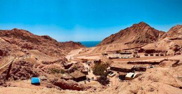 جبل الطويلات دهب مصر