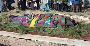 رؤية الجد الميت يموت مرة اخرى في المنام