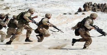 رؤية الجيش في المنام