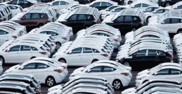 شراء سيارة من الخارج إلى مصر