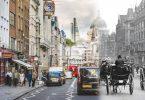 ما اسم شارع الصحافة في لندن؟