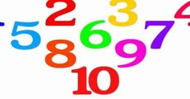 ما تفسير الأعداد في المنام للنابلسي ؟