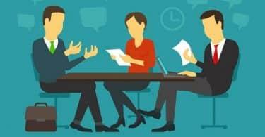 مقابلات العمل الناجحة