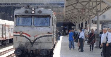 مواعيد قطارات المنصورة دمياط السريع