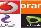 أسماء شركات اتصالات المحمول في مصر