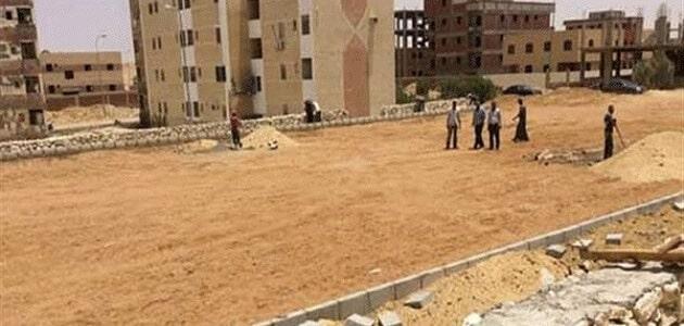 اراضي الاسكان المتميز بمدينة بدر