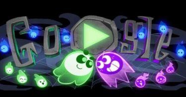 الألعاب في شعارات Google المبتكرة الرائجة الجديدة