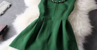 الثوب الأخضر في المنام للمتزوجة