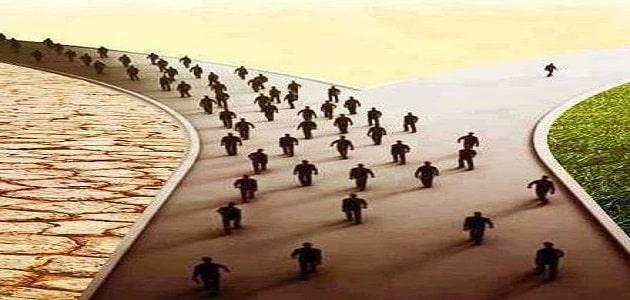 الرجوع الى الكفر بعد الإسلام وعقوبتها
