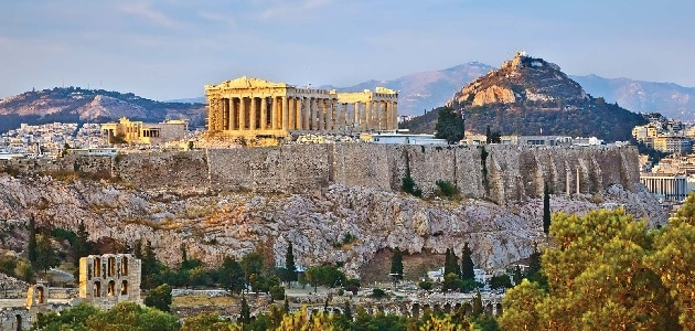 تاريخ الحضارة الإغريقية