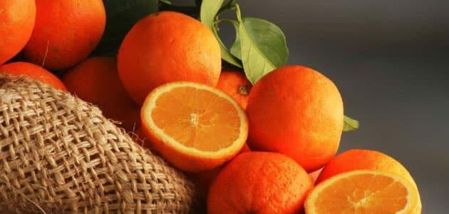 تفسير حلم البرتقال في المنام للمتزوجة والعزباء والرجل