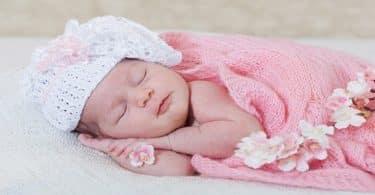 دعاء المولودة الجديدة الأنثى