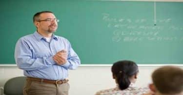 رؤية معلم الرياضيات في المنام