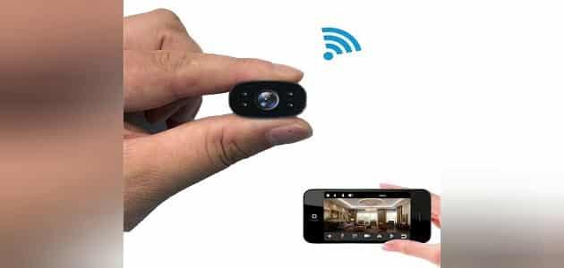 كاميرات تجسس لاسلكية