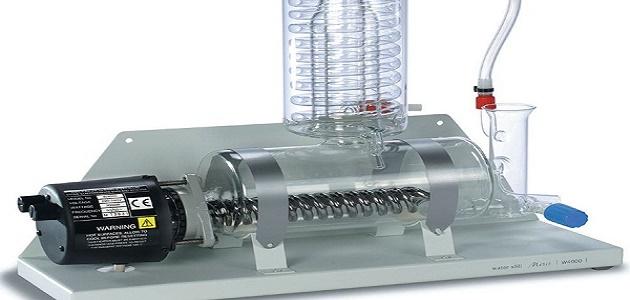 ما هو جهاز تقطير الماء