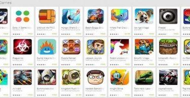 ما هي أنواع الألعاب في شعارات Google المبتكرة الرائجة