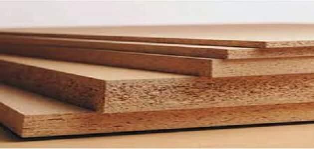 مصانع الخشب الحبيبي في مصر