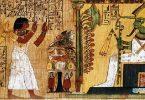 مظاهر الحضارة المصرية القديمة والحياة الدينية