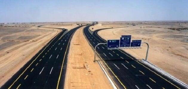 مقال عن الطرق والمواصلات في بلادنا الحبيبة معلومة ثقافية