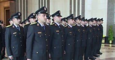 الإدارية العليا بأكاديمية الشرطة