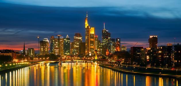أفضل وقت لزيارة فرانكفورت