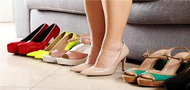 أهم النصائح لاختيار الحذاء المناسب