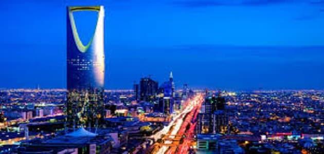 التركيب العمري المتعدد لمنطقة الرياض