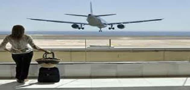 تفسير حلم السفر بالطائرة للعزباء