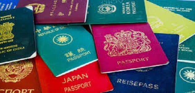 شروط الحصول على جواز أجنبي