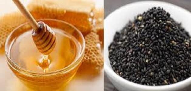 طريقة خلط العسل مع حبة البركة وفوائدها وكيفية تناولها ؟