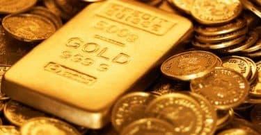 كشف الذهب بدون جهاز ؟