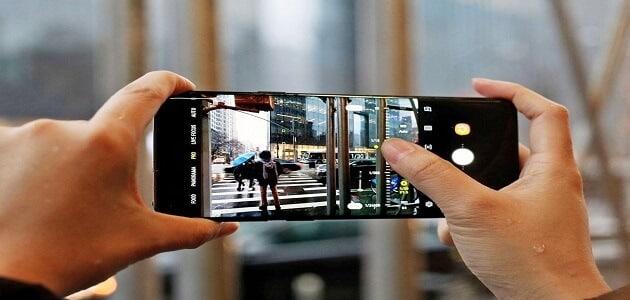 كيف تصبح مصور محترف بالهاتف ؟
