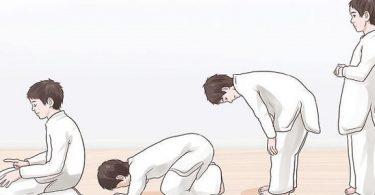 معلومات عن الصلاة الصحيحة
