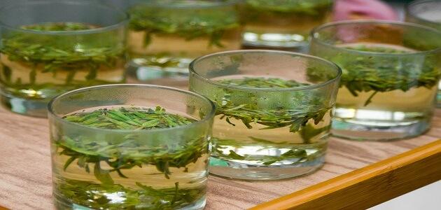 معلومات عن شاي detox حارق الدهون