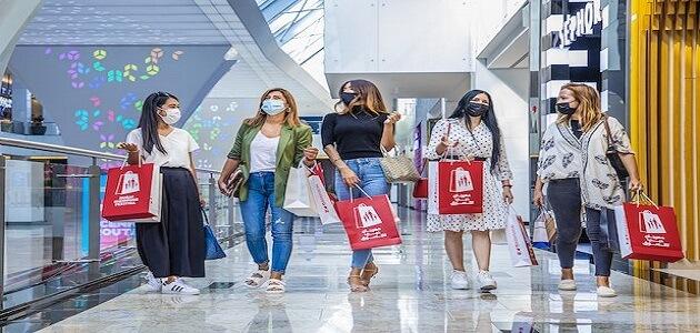 مهرجان دبي للتسوق الصيفي