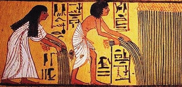 انتهى العصر الفرعوني على يد من؟