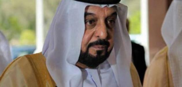 أين ولد الشيخ خليفة بن زايد آل نهيان؟