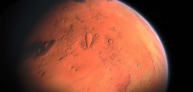 علاقة الفضاء باكتشاف كوكب المريخ