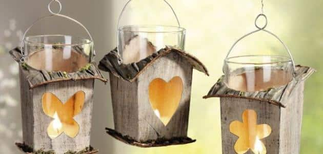 كيف تصنع فانوس رمضان بالخشب؟