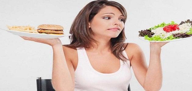 نظام تخسيس صحي لإنقاص الوزن 4 كيلو في أسبوع